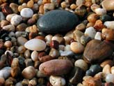 Stones in Black Sea, Turkey